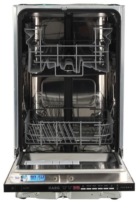Встраиваемая посудомоечная машина AEG F 96542 VI F96542VI0
