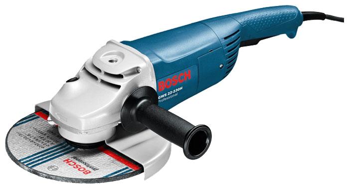 Шлифовальная машина Bosch GWS 22-230 H 601882103