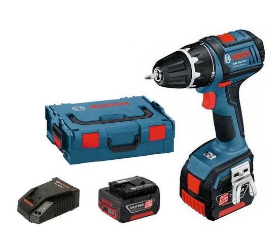 �����-���������� Bosch GSR 14,4 V-LI 1.5Ah x2 L-BOXX [060186600F]