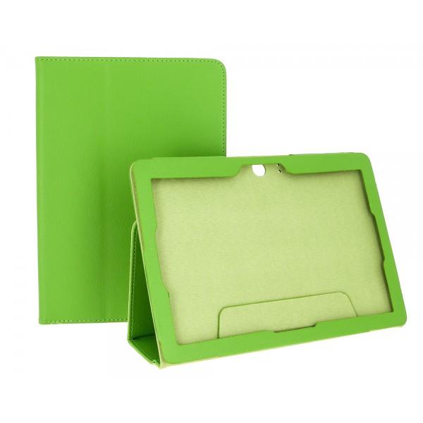 Чехол KZ для Lenovo Tab 2/A10-70, флотер, Light green
