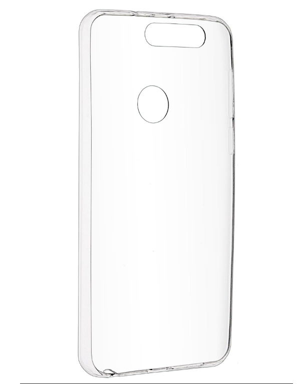 Чехол-накладка SkinBox 4People T-S-HH8-006 (для Huawei Honor 8), Clear