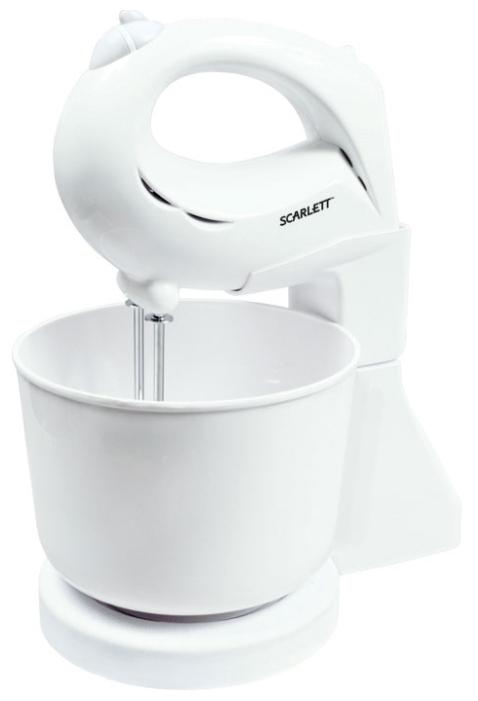 Миксер Scarlett SC-048 white SC048 белый