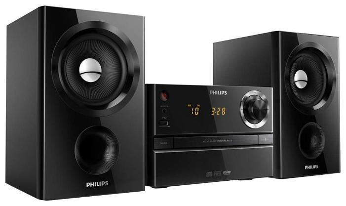 Музыкальный центр Philips MCM1350/12