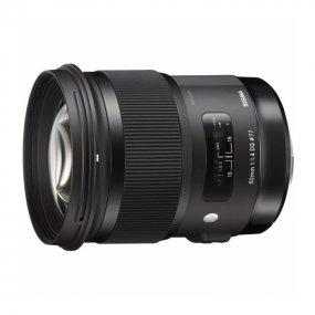 Фотообъектив Sigma AF 50 mm f/1.4 DG HSM Art Canon 311954