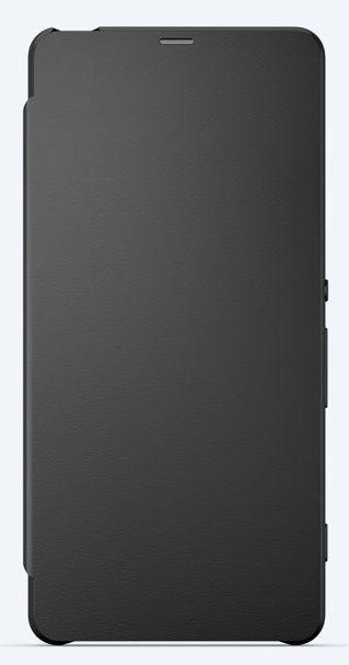 Чехол Sony Flip Cover для Xperia XA Черный