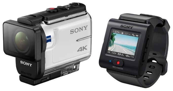 Экшн-камера Sony FDR-X3000R FDRX3000R.E35