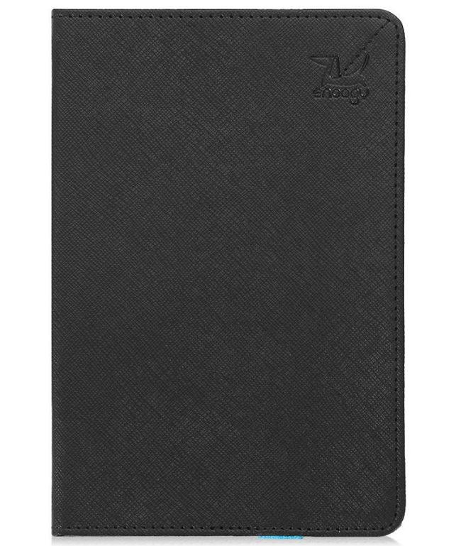 Обложка Snoogy SN-PB6X-BLK-LTH для PocketBook 614/624/626/640, Black