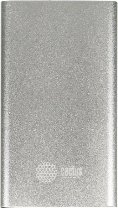 Аккумуляторная батарея Cactus CS-PBA12-4000S (4000 мAч), silver