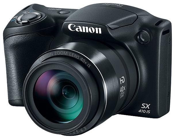 ����������� Canon PowerShot SX410 IS Black 0107C002