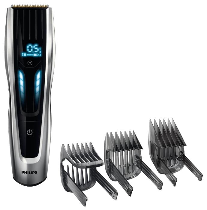 Philips HC9450 - машинка универсальная, питание: автономное/от сети, ширина ножа: 41 мм, длина стрижки: 0.50 - 42 мм, насадки: 3 HC9450