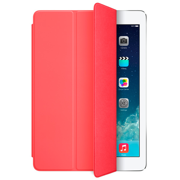 Чехол-книжка Apple Air Smart для Apple iPad Air и Air 2, Pink MF055ZM/A