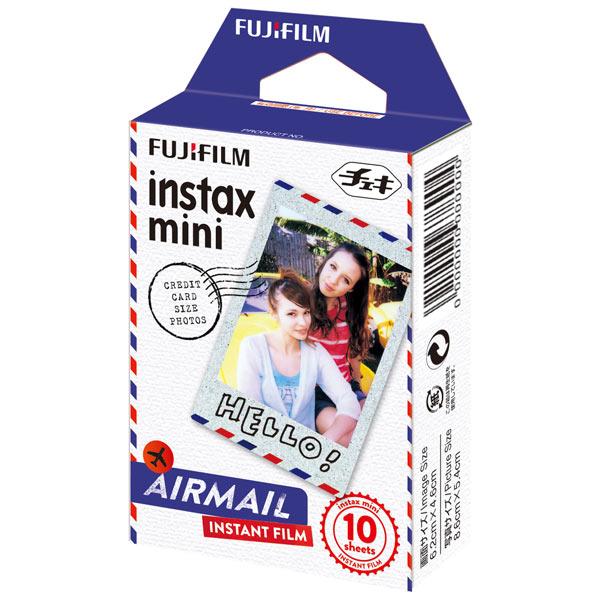 Картридж Fujifilm Instax Mini Airmail 10/PK