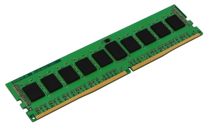 Оперативная память Kingston KVR21R15S4/8, 8Gb (1x 8Gb, DDR4 DIMM, 2133MHz, CL15, ECC, Registered)