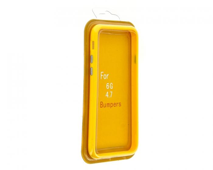 Чехол бампер для Apple iPhone 6/6s yellow