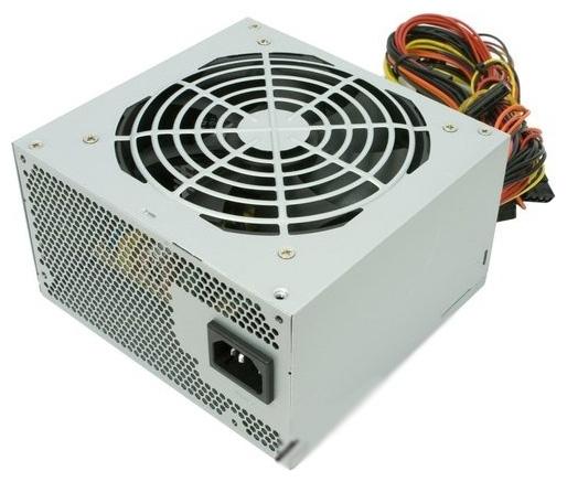IN WIN Rebel RB-S500HQ7-0 - 500 Вт, 1 вентилятор (120 мм), линия +12В(1) - 19 A, линия +12В(2) - 18 A • Molex: 1 / SATA: 6 / CPU 4+4pin