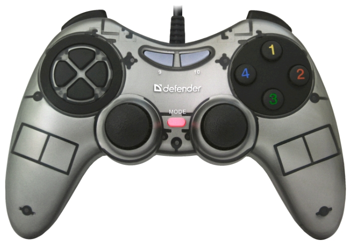Геймпад Defender Zoom D64244