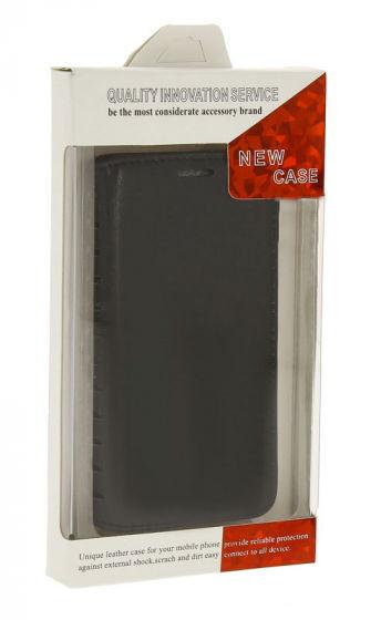 Чехол Book Case New для Huawei Honor 8, с визитницей, Black