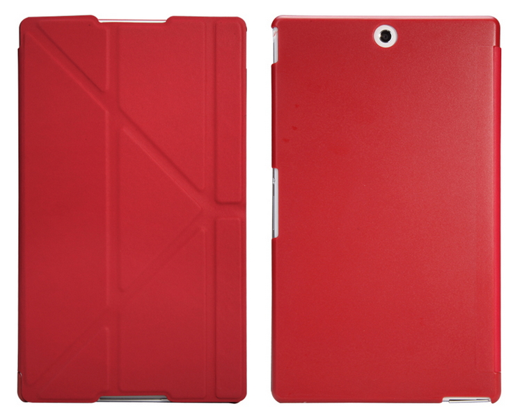 Чехол-книжка IT Baggage для SONY Xperia Z3 Tablet Compact, Red ITSYZ301-3