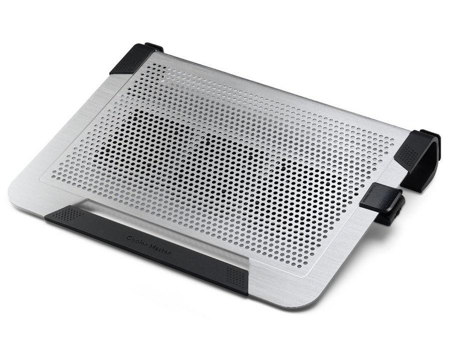 ��������� ��� ������� Cooler Master NotePal U3 Plus, Silver R9-NBC-U3PS-GP