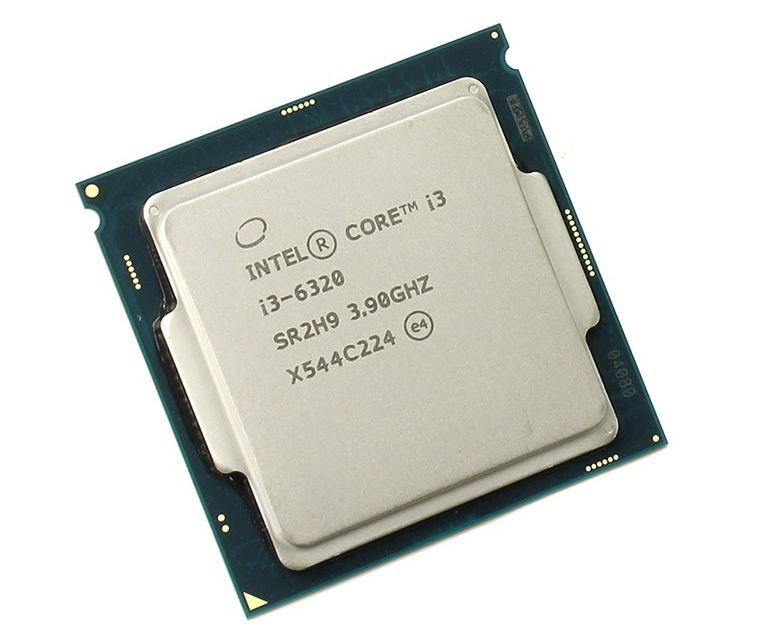 Intel Core i3-6320 Skylake (3900MHz, LGA1151, L3 4096Kb), OEM - LGA1151; Skylake (2015); ядер 2; 14 нм; 3900 МГц; L1 64 Кб; L2 512