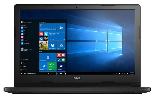 Dell Latitude 3560 (3560-4568) - (Intel Core i5 5200U 2200 МГц. Экран 15.6 дюймов, 1366x768, широкоформатный. ОЗУ 4 Гб DDR3L 1600 МГц. Накопители HDD 500 Гб; DVD нет. GPU Intel HD Graphics 5500. ОС • возможность обновления до Windows 10 Professional)