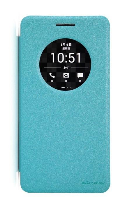 �����-������ Nillkin Sparkle � ������� ��� Asus ZenFone 6 Blue