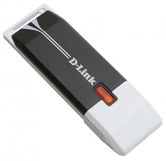 Wi-Fi-адаптер D-link DWA-140 DWA-140/D1A