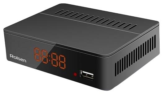 TV-тюнер Rolsen RDB-524, Black 1-RLDB-RDB-524B