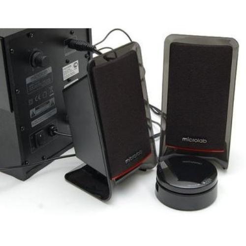 Колонки Microlab M-200 Black M-200 черный