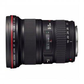 Canon EF 16-35mm f/2.8L II USM (1910B005) - широкоугольный Zoom; ФР 16 - 35 мм; ZOOM 2.2x; F2.80 • Автофокус есть.