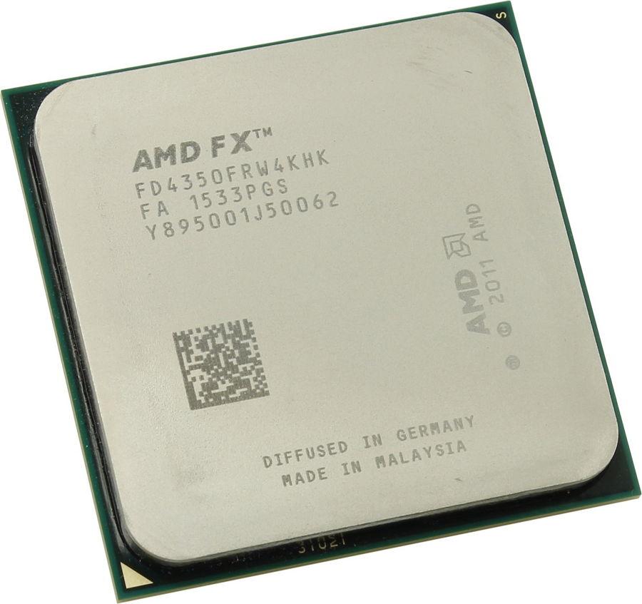 Процессор AMD FX-4350 Vishera