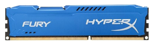Оперативная память Kingston HX316C10F/4, 4Gb (1x 4096 Mb, DDR3 DIMM, 1600 MHz)