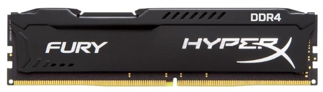 ����������� ������ Kingston HX424C15FB2/8, 1x8Gb (DDR4 DIMM, 2400MHz, CL15)