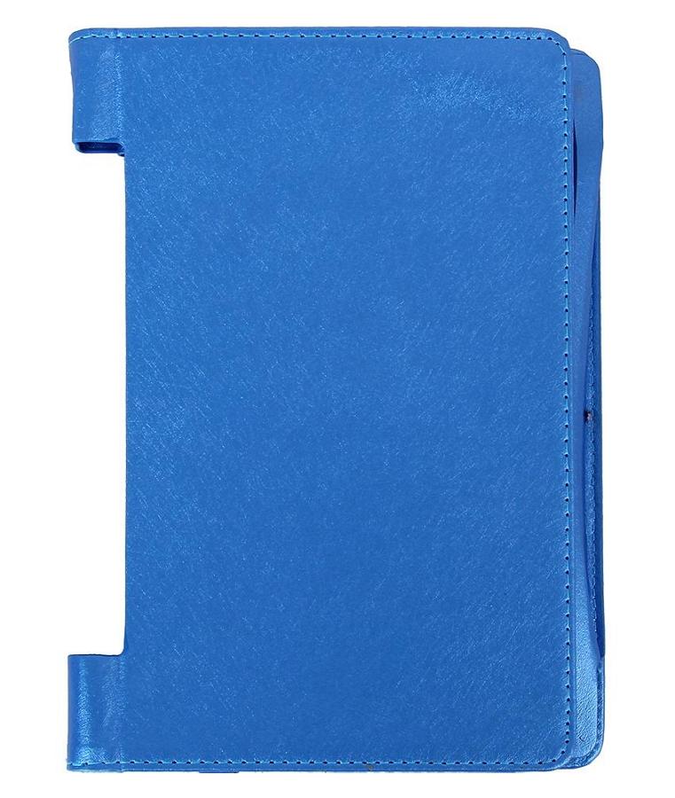 Чехол-книжка Skinbox Standard для Lenovo Yoga 8'' B6000, Blue P-L-B6000-001