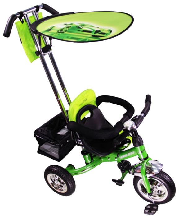 Велосипед трехколесный Liko Baby LB 772, green