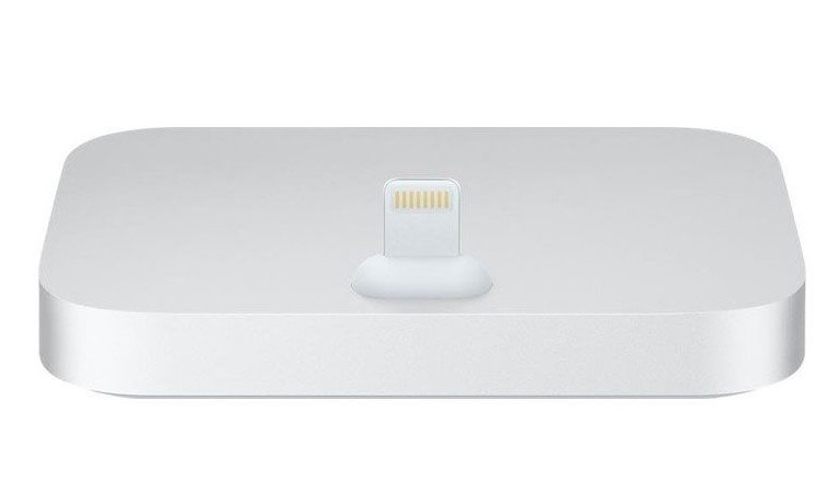 Apple Phone Lightning Dock (ML8J2ZM-A) Silver