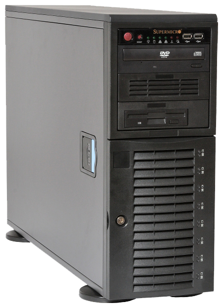 Корпус для компьютера Supermicro SC743TQ-865B CSE-743TQ-865B