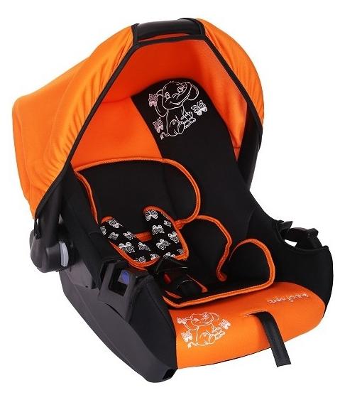 Baby Care BC-322 Люкс Слоник orange