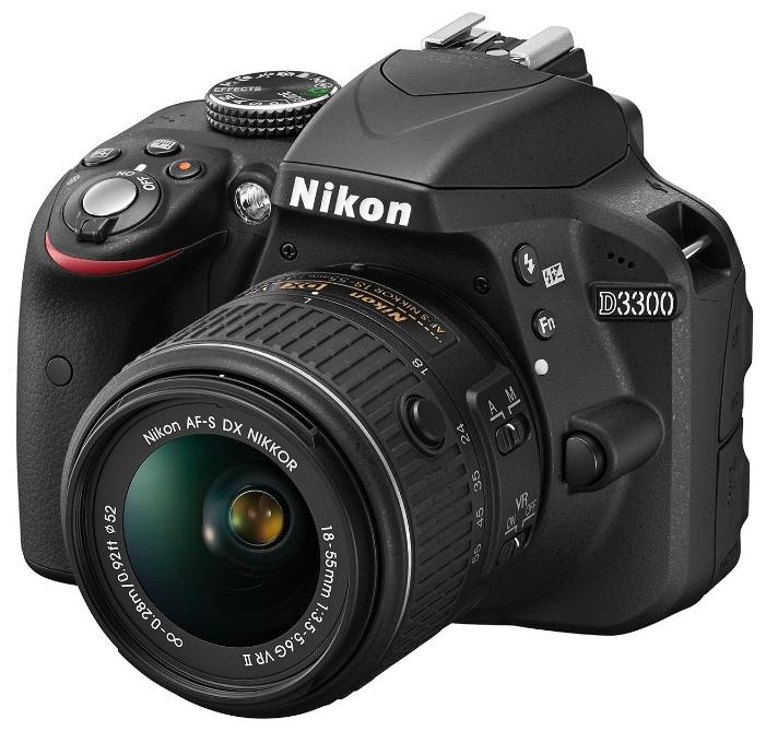����������� Nikon D3300 KIT (AF-S DX 18-105mm VR) VBA390K005