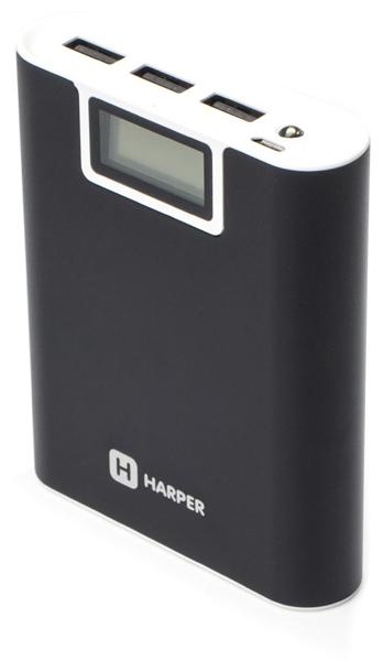 Аккумуляторная батарея Harper PB-2010 black