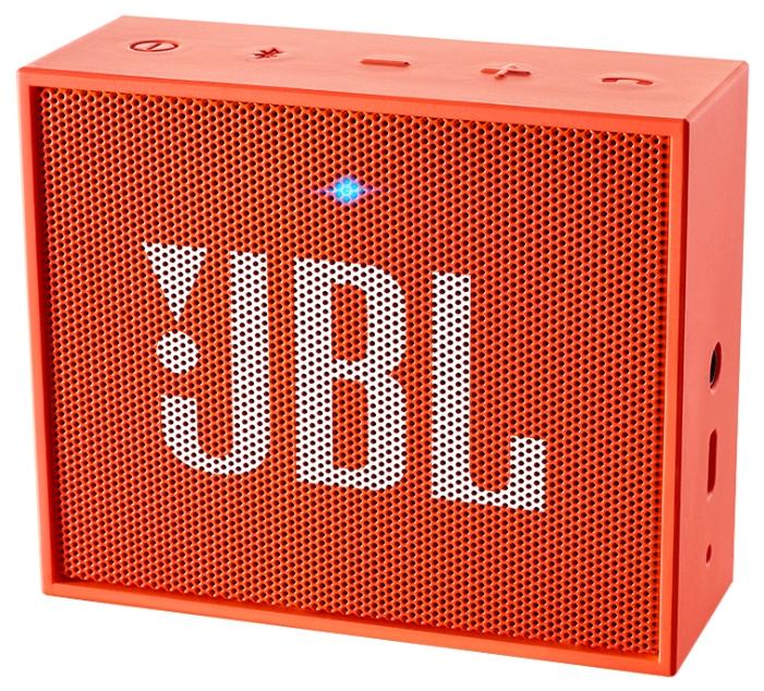 Портативная АС JBL GO, Orange JBLGOORG