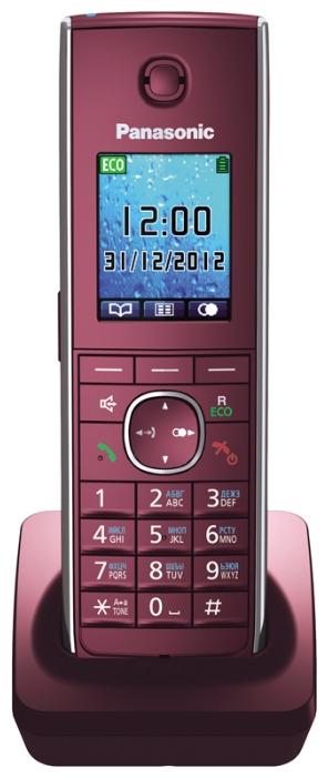 Дополнительная трубка для VoIP-телефона Panasonic KX-TGA855RUR