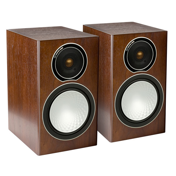 Акустическая система Monitor Audio Silver 1, Walnut Silver 1 Walnut