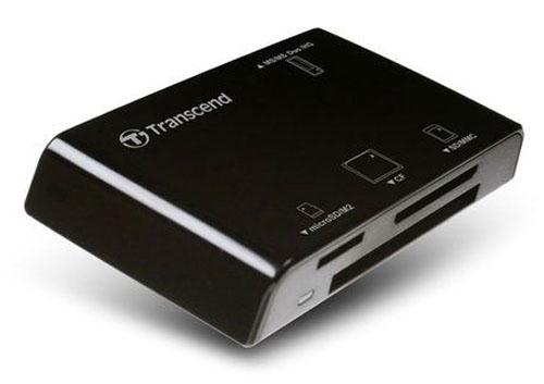 USB-хаб Transcend TS-RDP8K