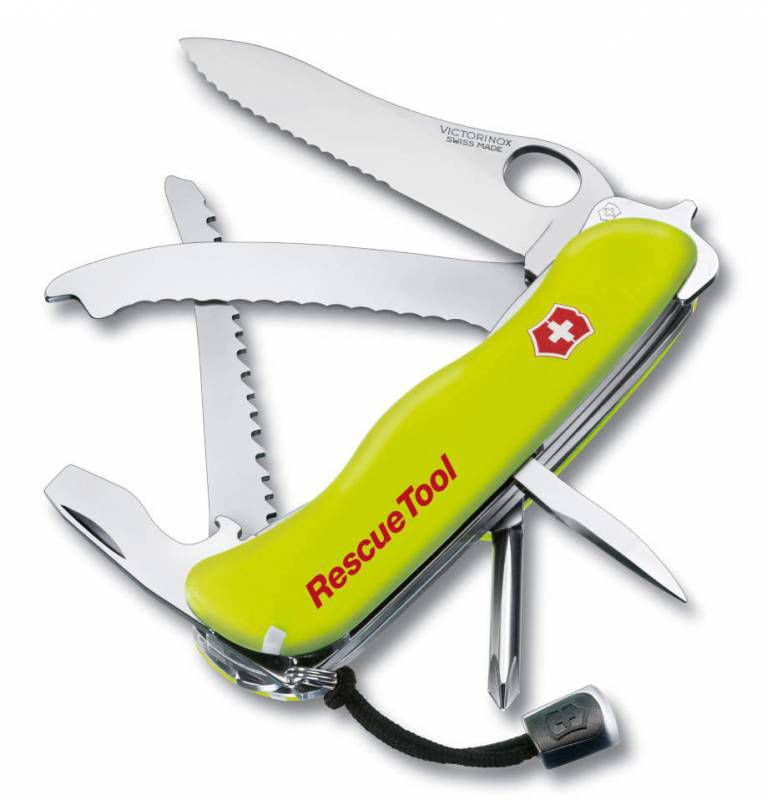 Victorinox RescueTool One Hand yellow