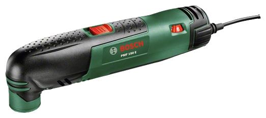Многофункциональный инструмент Bosch PMF 190 E Set 603100521