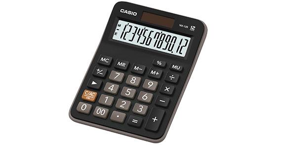 Калькулятор Casio MX-12B, 12-разрядный