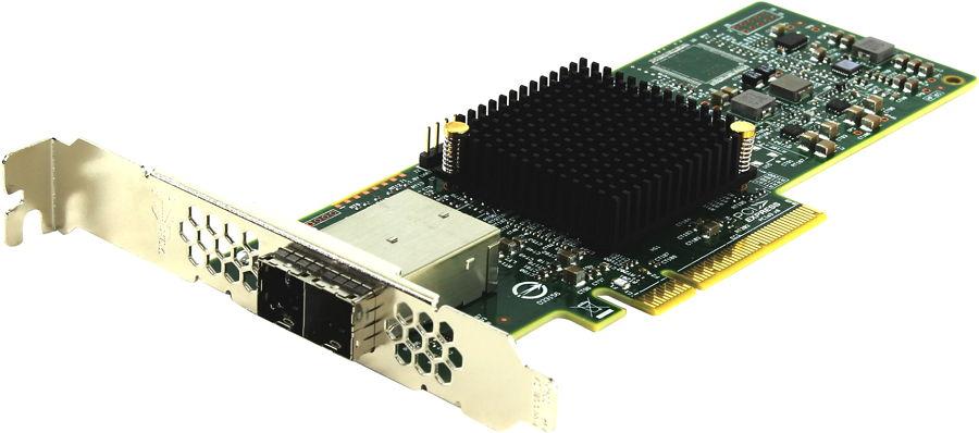 Контроллер LSI Logic SAS 9300-8e (LSI00343) SGL H5-25460-00