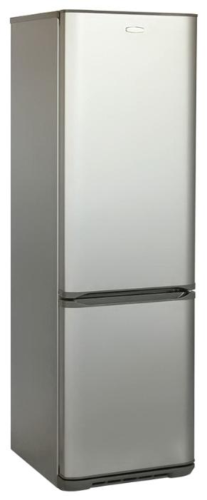 Бирюса M130S - (холодильник, 345 л (клим.класс N), компрессоров 2, камер 2, дверей 2. Хол-ник 245 л (разм. капельная система). Мор-ник 100 л (разм. ручное). ШГВ 60x62.5x190 см. Управление электронное. Энергопотр-е класс B (405 кВтч/год). серый / пластик)
