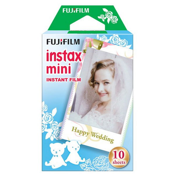 Картридж Fujifilm Instax Mini Wedding 10/PK